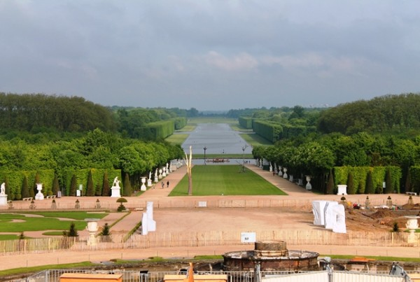 Day 10 - Versailles Palace & Eiffel Tower picnic