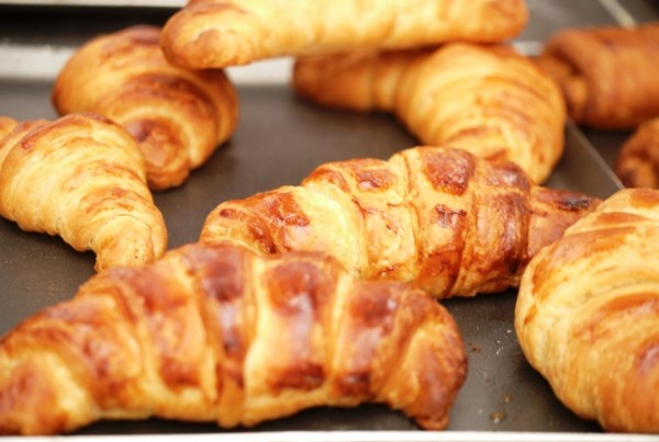 Day 11 - Learning to make croissants from a real French chef!