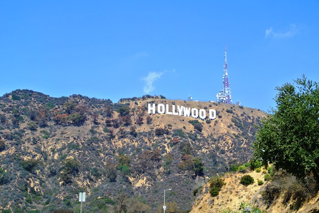 G'day USA - Hooray for Hollywood!