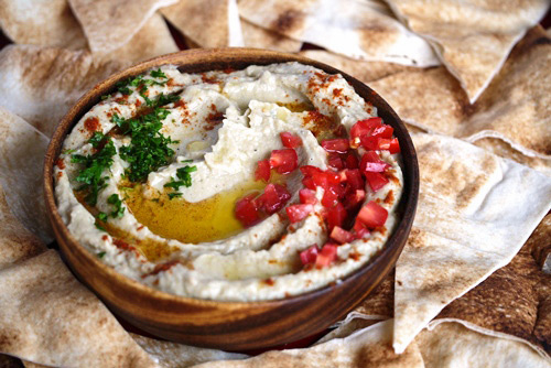 Baba Ghanouj Eggplant Dip | Julie Goodwin