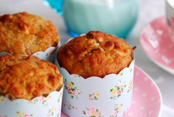 Cocochocbanana Muffins