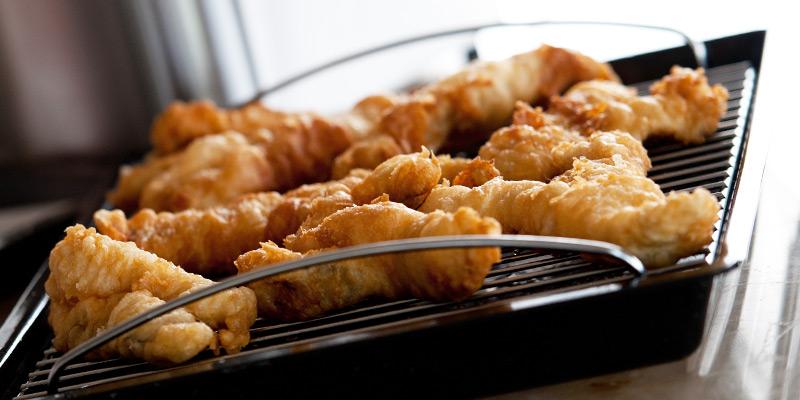 Fish & Chips with Tartare Sauce | Julie Goodwin
